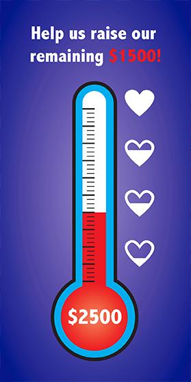Big Bike thermometer