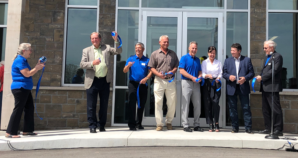 Ribbon cutting - WEB